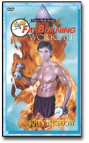 45MIN FAT BURNING WORKOUT DVD