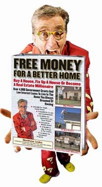 FREE MONEY FOR A BETTER HOME