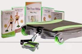 CORE SCULPTOR ON VHS