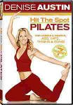 DENISE AUSTIN - HIT THE SPOT PILATES DVD