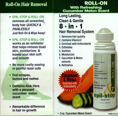 EPIL STOP ROLL-ON