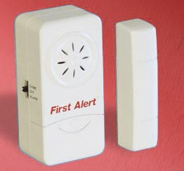 FIRST ALERT ALARM - DELUXE UPGRADE
