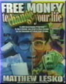 MATTHEW LESKOS' FREE MONEY TO CHANGE YOUR LIFE