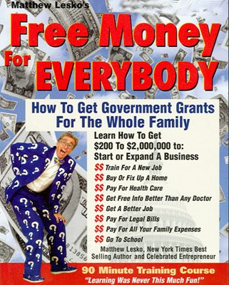 FREE MONEY FOR EVERYBODY