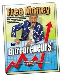 FREE MONEY FOR ENTREPRENEURS