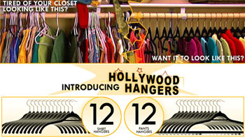 HOLLYWOOD HANGERS