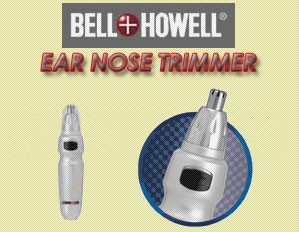 HOWELL EAR NOSE TRIMMER