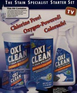 OXICLEAN STAIN SPECIALIST