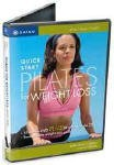 30 MINUTE QUICK START PILATES FOR WEIGHTLOSS DVD