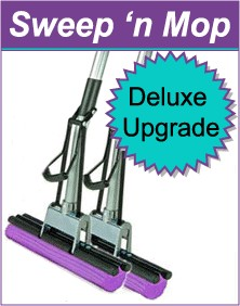 SWEEP N MOP DELUXE SET OF 2