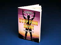 STOP PAIN NOW! BOOK BY DR. SCHMITT