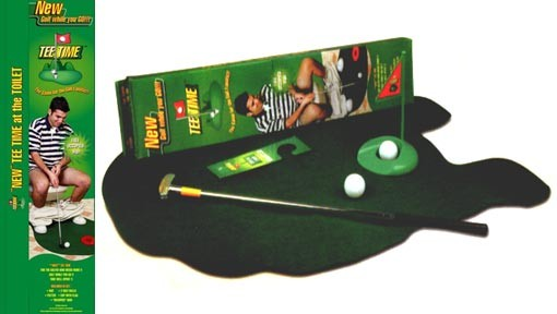 TEE TIME GOLF GAME