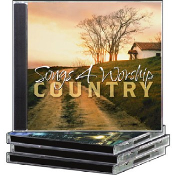 SONGS 4 WORSHIP COUNTRY BY TIME LIFE